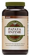 GNC Papaya Enzyme 600 chewable tabs, фото 1
