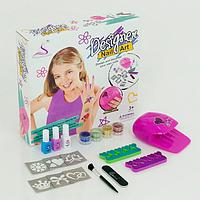 Маникюрный набор для девочек 87025 в коробке