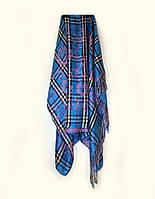 Стильный женский шарф, палантин, шерстяной, зимний