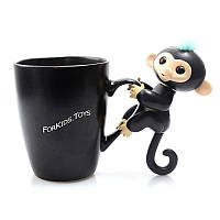 Интерактивная обезьянка Fingerlings FINN