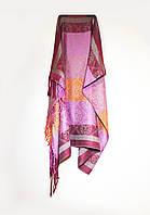 Женский шарф, палантин Louis Vuitton, кашемир с шёлком