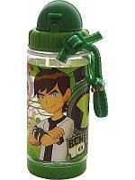 """Бутылка для воды 400мл """"Бен 10"""" 703943 """"1 Вересня"""""""