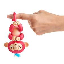 Интерактивная ручная обезьянка Fingerlings с USB в ассортименте, фото 3