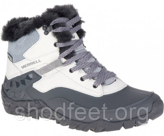 Женские утепленные ботинки Merrell Aurora 6 Ice+ Waterproof J37224