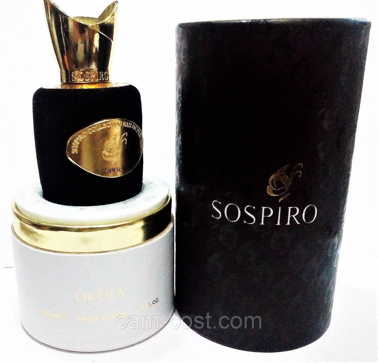 Парфюмированная вода SOSPIRO PERFUMES Opera 100 мл унисекс