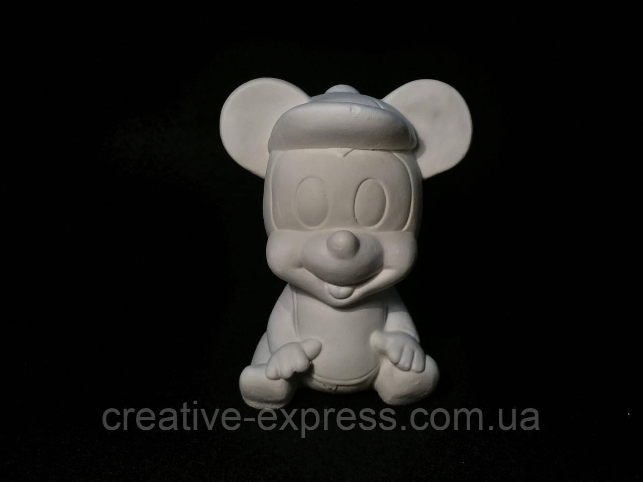 Гіпс.фігурка А-033 Міккі Маус (хлопчик)