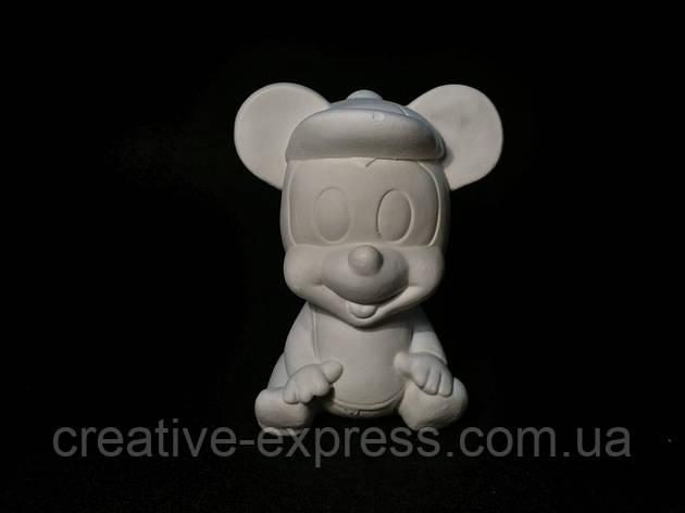 Гіпс.фігурка А-033 Міккі Маус (хлопчик), фото 2