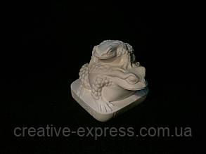 Статуэтка  Жаба на жабе s01006-03