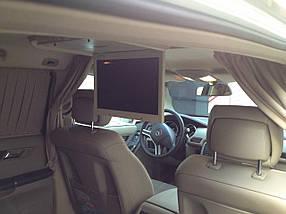 Потолочный монитор в автомобиль со встроенным TV-тюнером и FM трансмиттером
