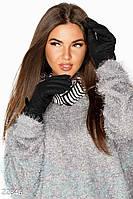 Теплые женские перчатки Gepur 22846