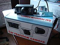 Внешняя накрышная камера заднего вида на бус