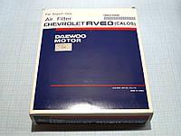 Фильтр воздушный Chevrolet Aveo, 96536696, оригинал