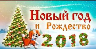Новогодние каникулы 2018