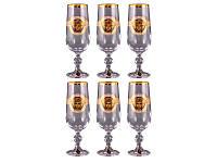 Набор бокалов для шампанского Nb Art Медуза 6 штук 615-240
