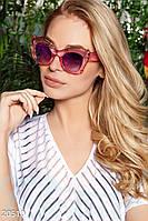 Солнцезащитные очки-лисички Gepur 20510