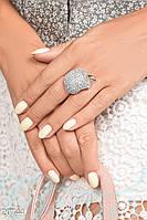 Объемное женское кольцо Gepur 20744