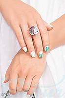Красивое объемное кольцо Gepur 20758