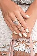 Эффектное двойное кольцо Gepur 20760