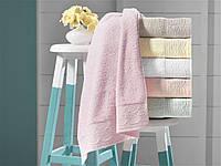 Трикотажные банные полотенце 70х140 (6-шт) Pupilla № Sara