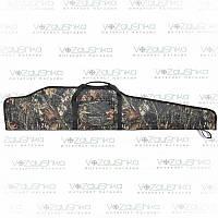 Чехол для ружья с оптикой длиной до 130 см, камуфляж Realtree Xtra