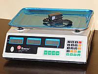 Весы электронные торговые Domotec MS-987 до 50 кг аналог MS-228, фото 1