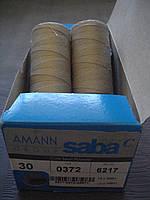 Нитки Amann Saba С №30 ( Германия).300 м. цвет 0372