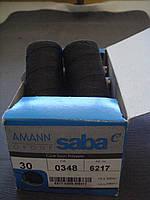 Нитки Amann Saba С №30 ( Германия).300 м. цвет 0348