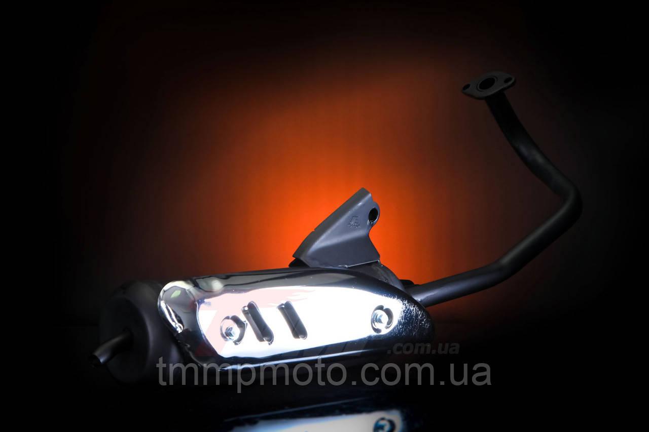 Глушитель 4Т YABEN-50/60/80 см3 чёрный