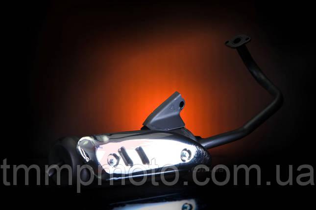 Глушитель 4Т YABEN-50/60/80 см3 чёрный, фото 2