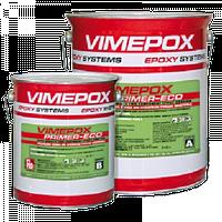 Двухкомпонентная эпоксидная прозрачная грунтовка с растворителем VIMEPOX PRIMER-S, 10 кг
