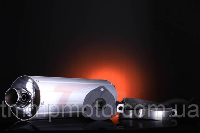 Глушник в зборі YABEN 4т - 50/60/80 см3 діжечку, фото 2