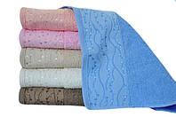 Банные махровые полотенца Sweet Dreams 70x140 (6-шт) № 61355, фото 1