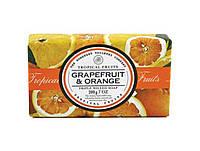 МЫЛО TROPICAL FRUITS GRAPEFRUIT & ORANGE  200 ml, фото 1
