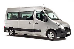 Установка (врезка) автостекла на Renault Master, Opel Movano, Nissan Interstar (10-) (Мастер, Мовано, Интерста