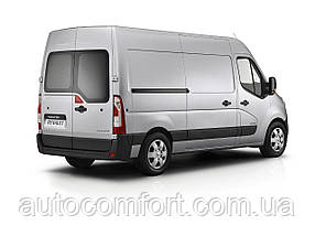 Заднее стекло (правое) c Э. О. Renault Master, Opel Movano, Nissan Interstar (10-) (Мастер, Мовано, Интерстар)