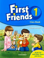 First Friends 1 Class Book (Друк)