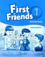 First Friends 1 Activity Book  (копия печать)