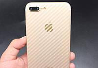 Пленка на корпус iPhone 8Plus Carbon, фото 1
