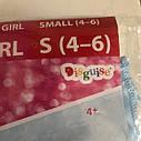 Нарядное платье Золушки для девочки 4-6 лет, фото 3