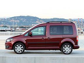 Блок левый (окно с форточкой) (original/в паз) на автомобиль VW Caddy 04- (Фольксваген Кадди 04-)