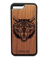 Деревянные чехлы для iphone 7 plus Full Protected
