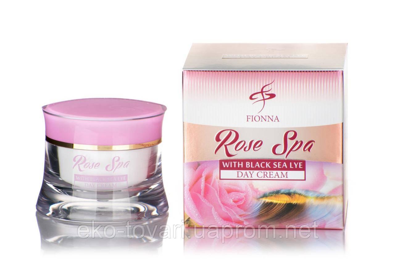 FIONNA ROSE SPA нічний крем з рожевим маслом Чорного моря лугом 50 мл