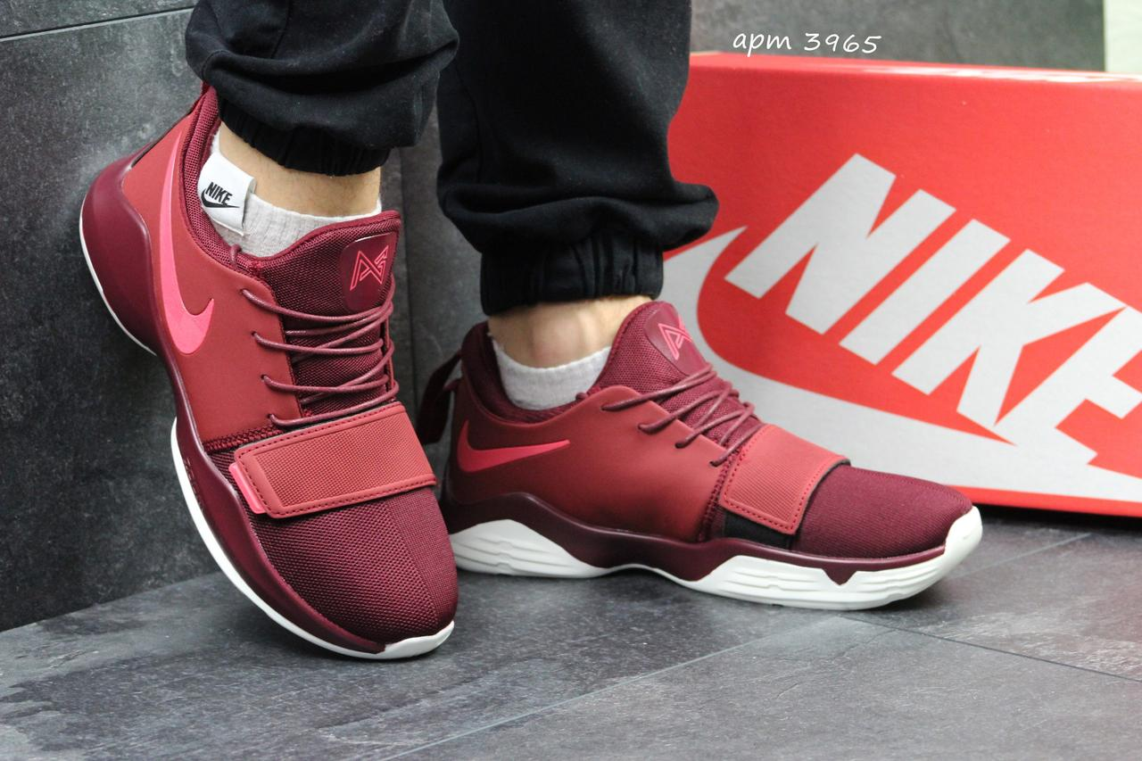 46bd844b Nike Zoom бордовые мужские кроссовки ( Реплика ААА+) - bonny-style в Днепре