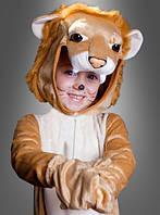 Костюм льва детский