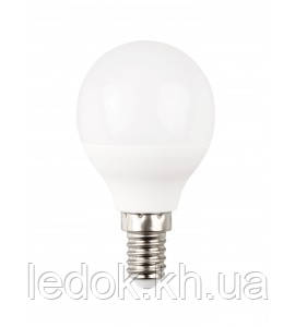 Светодиодная лампа Luxel G45 4W 220V E14 (ECO 055-NE 4W)