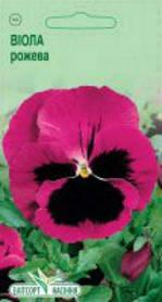 Семена Анютины глазки розовые 0,05 г