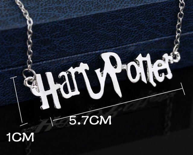 размер кулона Гарри Поттер
