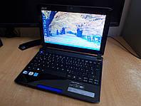 Нетбук Acer 10.1/Intel Atom N450/1Gb/250Gb