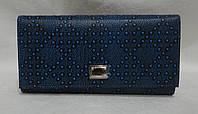 Женский классический кошелёк. Большой кожаный кошелёк., фото 1