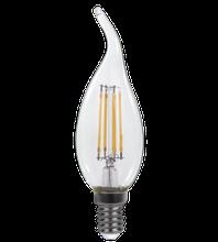 Филаментная светодиодная лампа Luxel 074-N 4W E14
